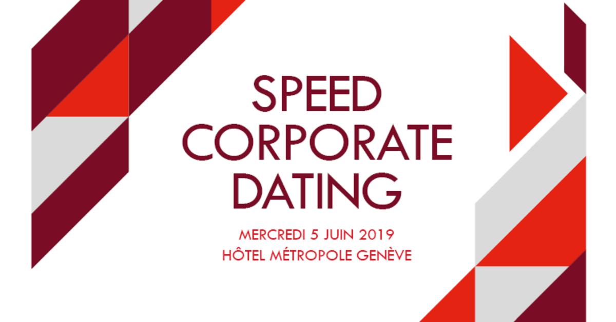 Speed dating Genève